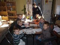 Scoala parohiala de copii 2011