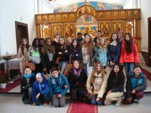 Bezoek scholen aan kerk 005