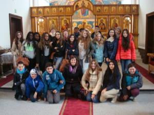 Bezoek scholen aan kerk februari 2015