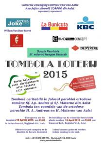 Tombola Aalst 2015