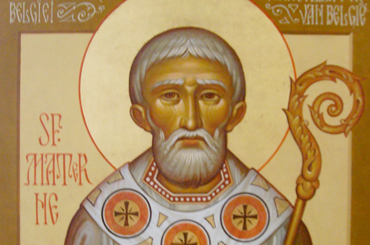 Saint Materne Hierarch
