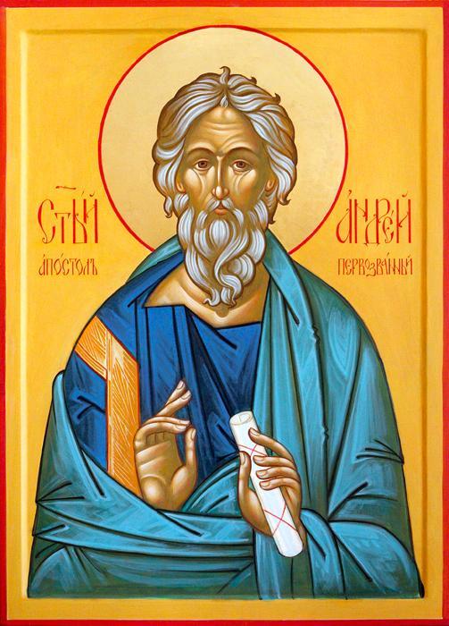 Saint Andrew de apostel
